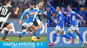 NAPOLI-JUVENTUS 2-1 - Radiocronaca di Francesco Repice (26/1/2020) da Rai  Radio 1