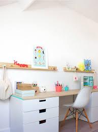 ikea office ideas. An Ideal Kid\u0027s Desk From IKEA Hack. Ikea Office Ideas