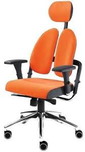 Duo Back Chair