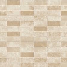 Bathroom Tile Wallpaper Tile Effect Kitchen Bathroom