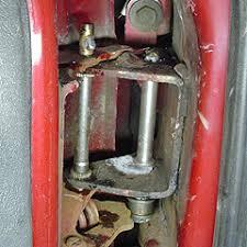 replacing a gm door hinge detent roller