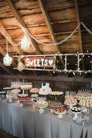 Rustic Wedding Dessert Table Decoration Ideas Oh Best Day Ever