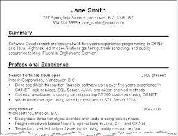 Effective Resume Formats Inspiration Proper Resume Format Correct Resume Format Resume Proper Format Here