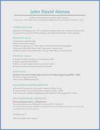 Download Resume Template Microsoft Fice Model Professional