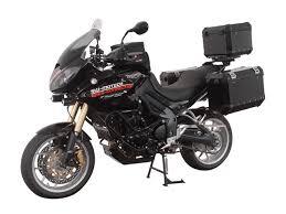 by motorbike triumph tiger 1050 sw motech