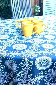 round outdoor tablecloths tablecloth