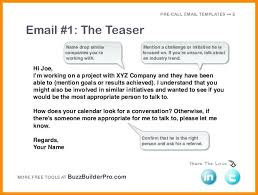 Email Resume To Recruiter Sample Email A Recruiter Emailing