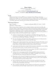 Senior System Administrator Resume Administrator Resume Sample