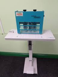 <b>Nagel Multinak FS</b> Twin Headed Stapler - CJB Printing Equipment