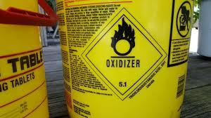 Daniels Oxidizer Label Training Services Hazmat TgzZqzP0