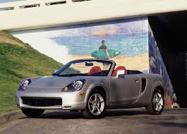 2000 - 2005 Toyota MR2 Spyder Review - Top Speed