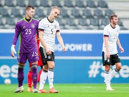 Heute muss man sich keine sorge um die komplizierte deutschland empfängt slowenien: 1 4 In Belgien Deutsche U21 Nach Debakel Mit Drei Quali Endspielen Web De