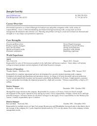 Retail District Manager