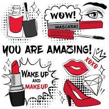 makeup clipart face 3687451