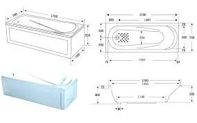 standard size bathtub standard size bathtub charming with regard to ideas standard size bathtub philippines standard size tub with jets