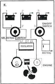 marine two battery wiring diagram wiring diagram marine battery switch wiring diagram diagrams