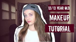 12 13 year old makeup tutorial