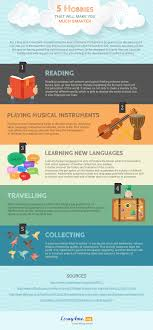 hobbies that will make you much smarter infographic   e learning   hobbies that will make you much smarter infographic