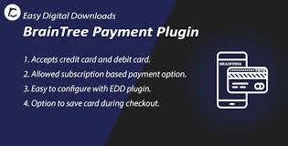 We did not find results for: Edd Braintree Payment Gateway By Crevol Codecanyon