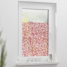 Fensterfolie Sichtschutz Ornamente
