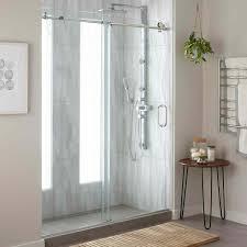 modern sliding glass shower doors. Full Size Of Glass Door:serenity Shower Door Tempered Rolling Modern Sliding Doors O