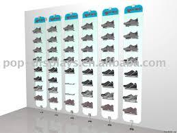 Metal Store Shoe Rack
