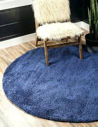 solid blue round rug main image of rug solid navy blue accent rug