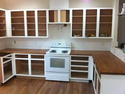 ikea butcher block countertops install