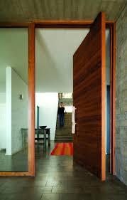Big Wood Front Door On Pivot Big Front Door Ideas Big Front Door Solana  Beach Big