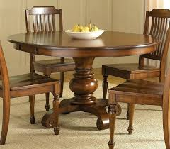 48 round solid wood dining table inch round dining table set 48 round solid oak table