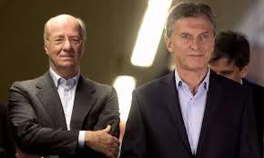 Gasoducto-gate: debut del triple lobby de Techint, Macri y Carrió