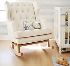 rocking chairs for nursery white chair throughout idea 7