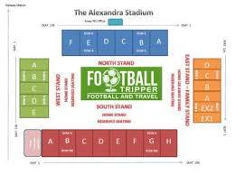 Gresty Road Stadium Guide Crewe Alex F C Football Tripper