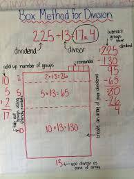 Division Mrs Eichars 5th Grade