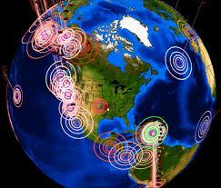 first week august earthquakes map  dutchsinse