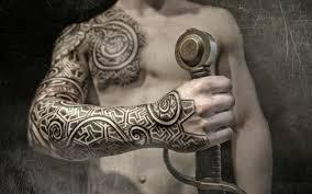 скандинавские татуировки скандинавские руны тату