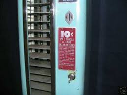 Vintage U Select It Vending Machines Awesome Vintage 48's USelect It Candy Vending Machine 48