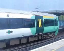 london gatwick airport train er