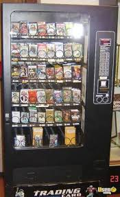 Vending Machine Business For Sale Nj Beauteous Electrical Snack Soda Vending Machines USI 48 Sportscard