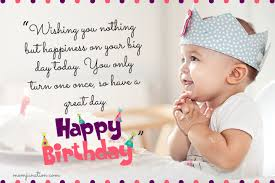 See more ideas about birthday quotes, son birthday quotes, sons birthday. 106 Wonderful 1st Birthday Wishes And Messages For Babies