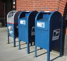 Mailbox with mail indicator Mailbox Notifier Crimes Picclick How To Protect Yourself From Mailbox Theft Watchdog Nation Columns