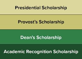 Scholarships For Entering Non Resident Freshmen Office Of