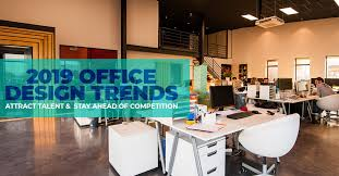 New office design trends Open Office 2019 Office Design Trends Attract Talent Stay Ahead Of Competition Proftech Workplace Solutions Proftech 2019 Office Design Trends Attract Talent Stay Ahead Of