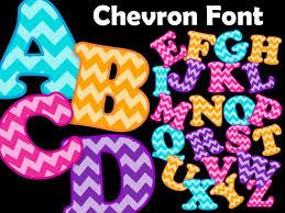 Printable Chevron Letters 13 Free Fonts For Download Chevron Images Chevron Pattern