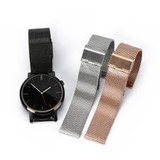 moto 2nd gen watch. milanese stainless steel watch bands strap for moto 360 2nd generation smart 42mm/46mm samsung gear s2 classic sm r732-in watchbands from watches gen