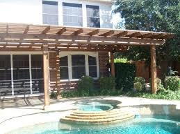 arbors pergolas patio covers dallas