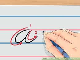 image led make letters of the english alphabet step 56