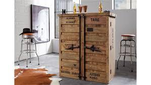 Wolf Möbel Container Massivholz Barschrank Container Von