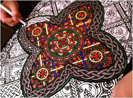 Fuzzy Poster Coloring Pages Smithfarmspacom