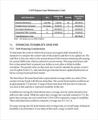 Financial Analysis Sample 100 Financial Analysis Samples Free Premium Templates 1